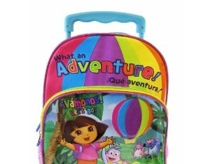 Backpack Dora the Explorer