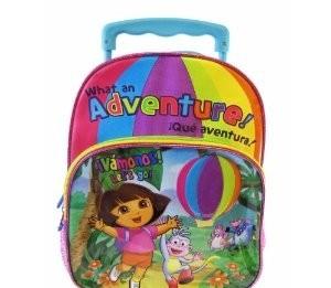 Backpack Dora the Explorer