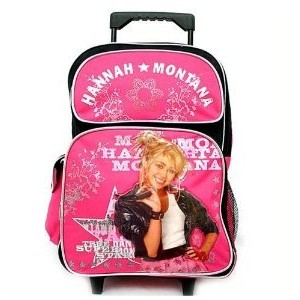 Backpack Hannah Montana