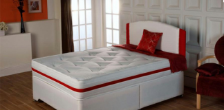 Amari Pocket Memory Draw Base Set Mattress