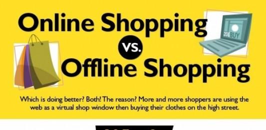 Grazia Online Online Shopping VS Offline Shopping 2