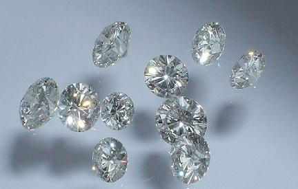 MANMADE DIAMONDS and NATURAL DIAMONDS  Shopping With Juan