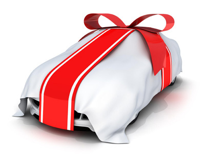 6 Christmas Gift Ideas Love Cars on lockable chest