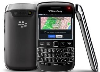 Blackberry Bold 9790