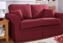 colorful sofas